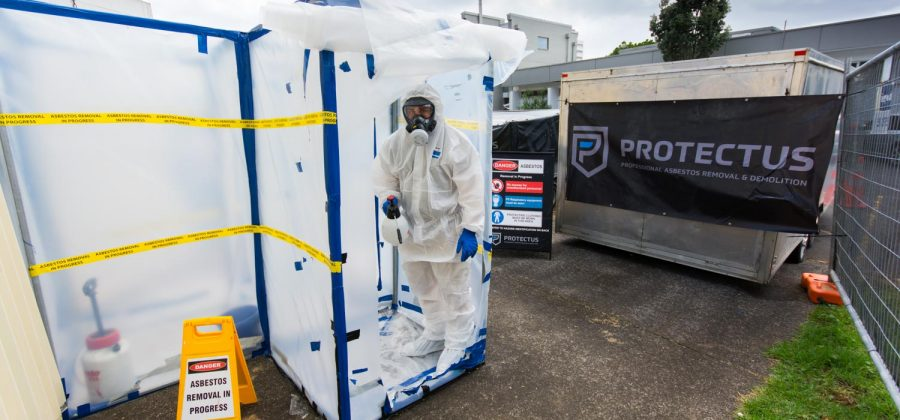 Protectus - Commercial Asbestos Removal